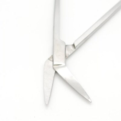Toe Nail Scissor Long Handled